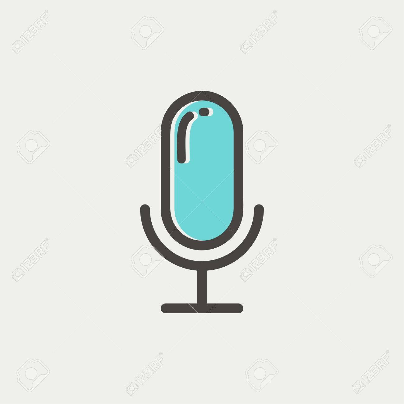 Ungewöhnlich Symbol Für Mikrofon Galerie - Elektrische Schaltplan ...