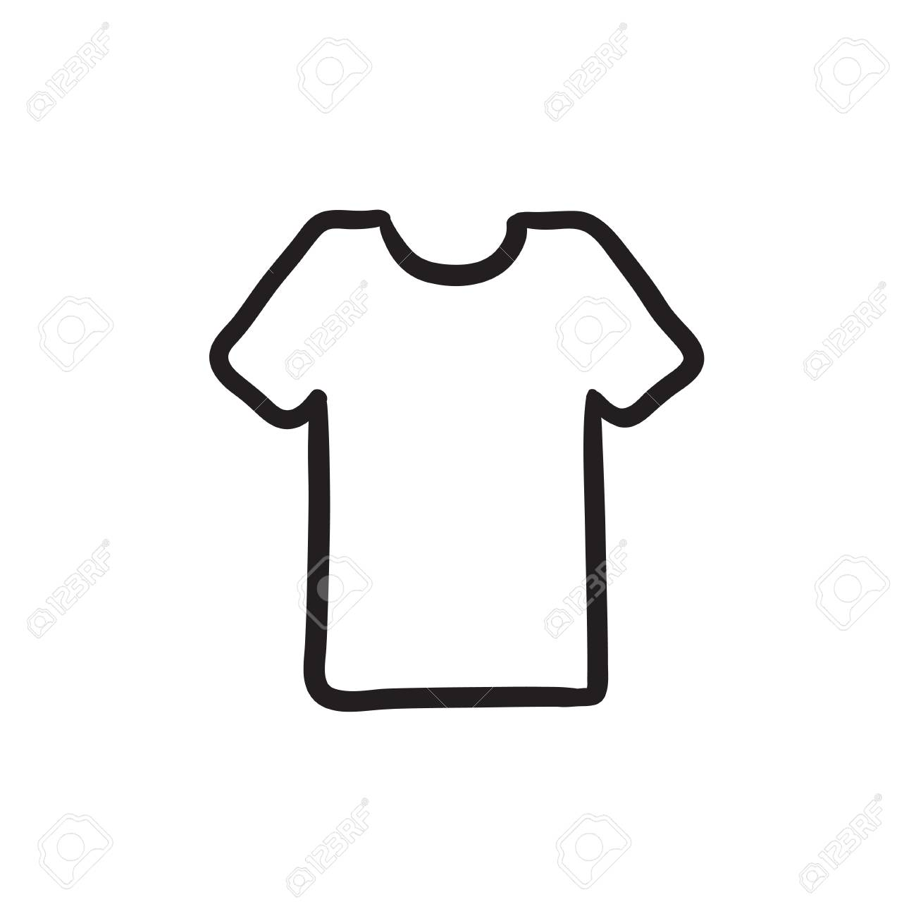 t shirt vector sketch icon isolated on background hand drawn royalty free cliparts vectors and stock illustration image 72497226 t shirt vector sketch icon isolated on background hand drawn