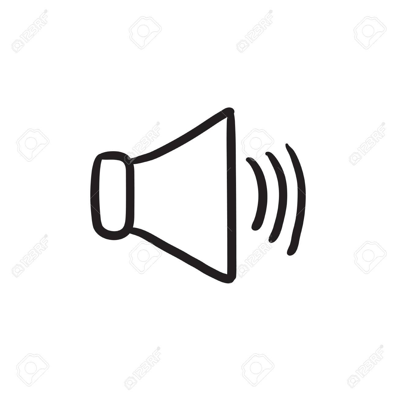 Ausgezeichnet Elektrisches Symbol Für Lautsprecher Zeitgenössisch ...