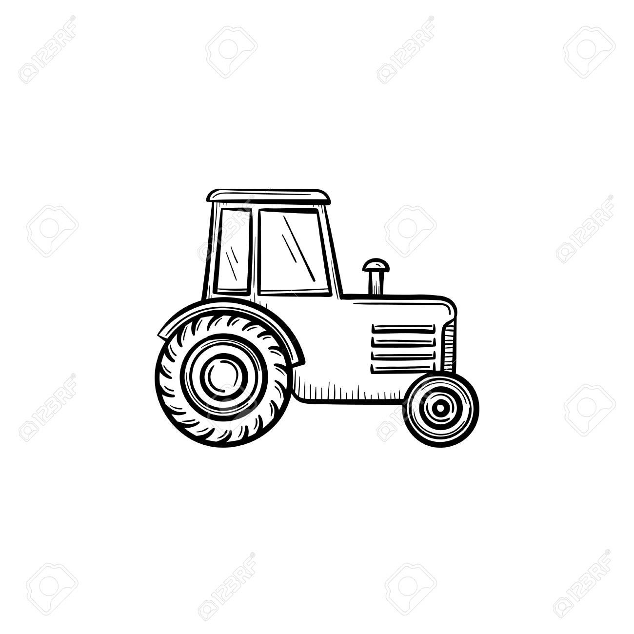 Tractor Print Tractor Printable Tractor Decor Tractor Birthday