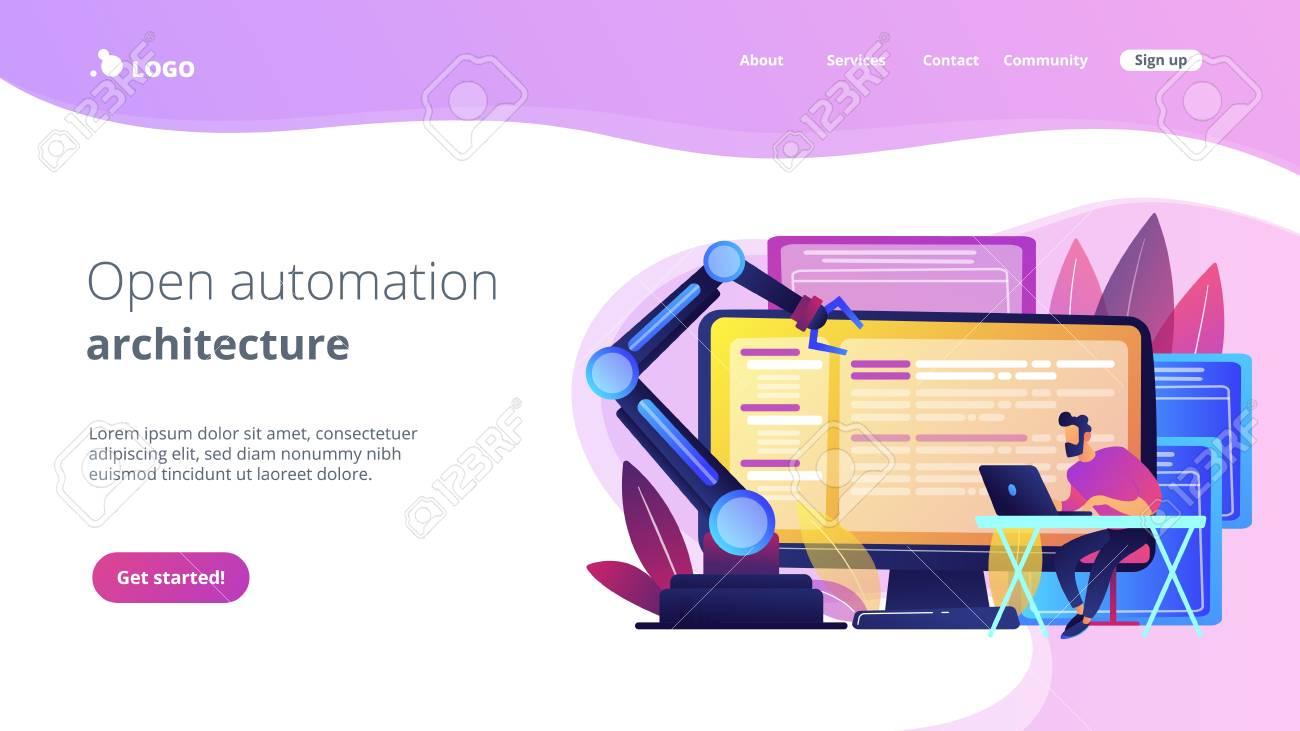 Open Automation Architecture Open Source Robotics Soft Free