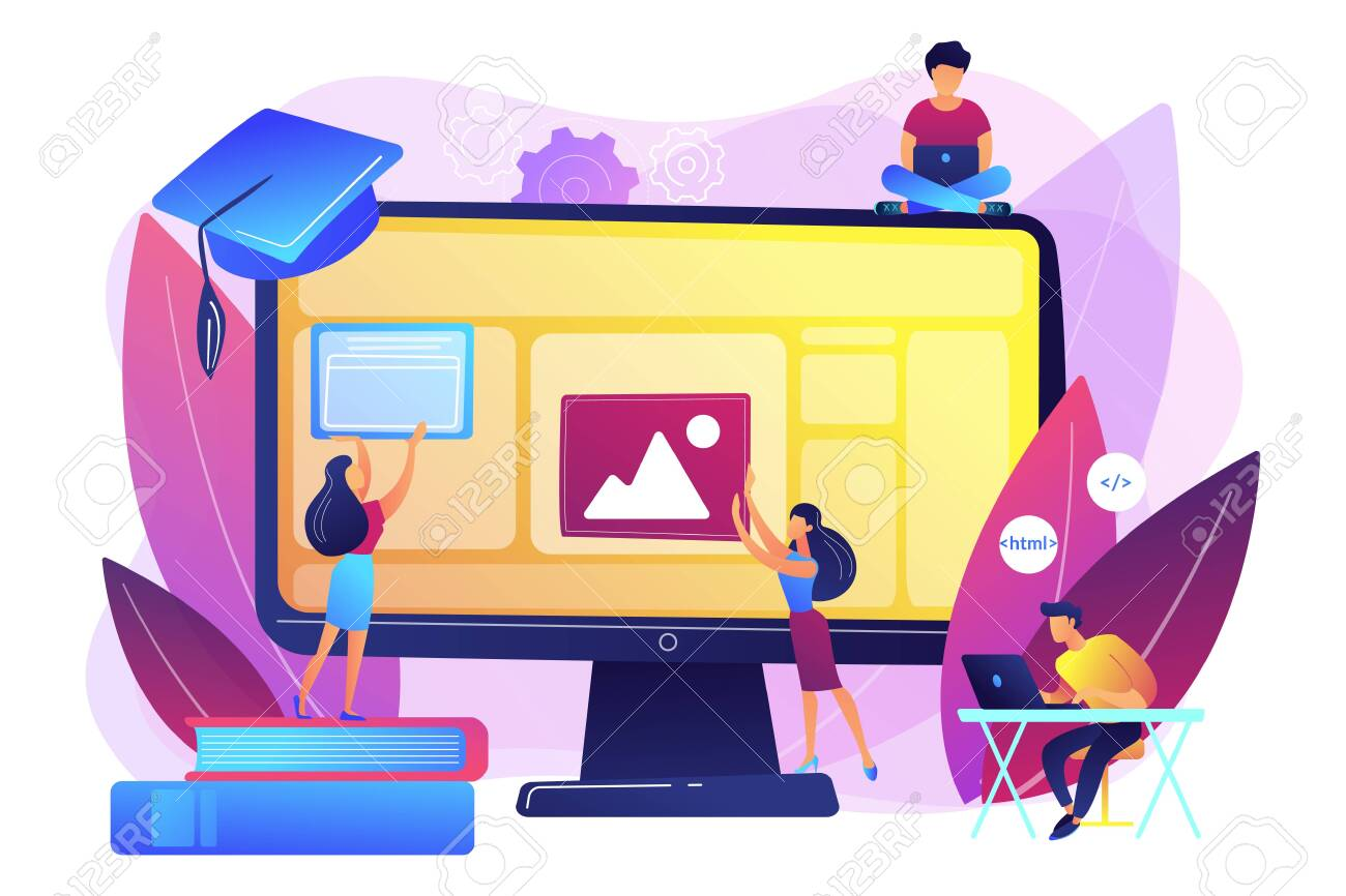 E-learning, online classes and webinars  Remote IT studying