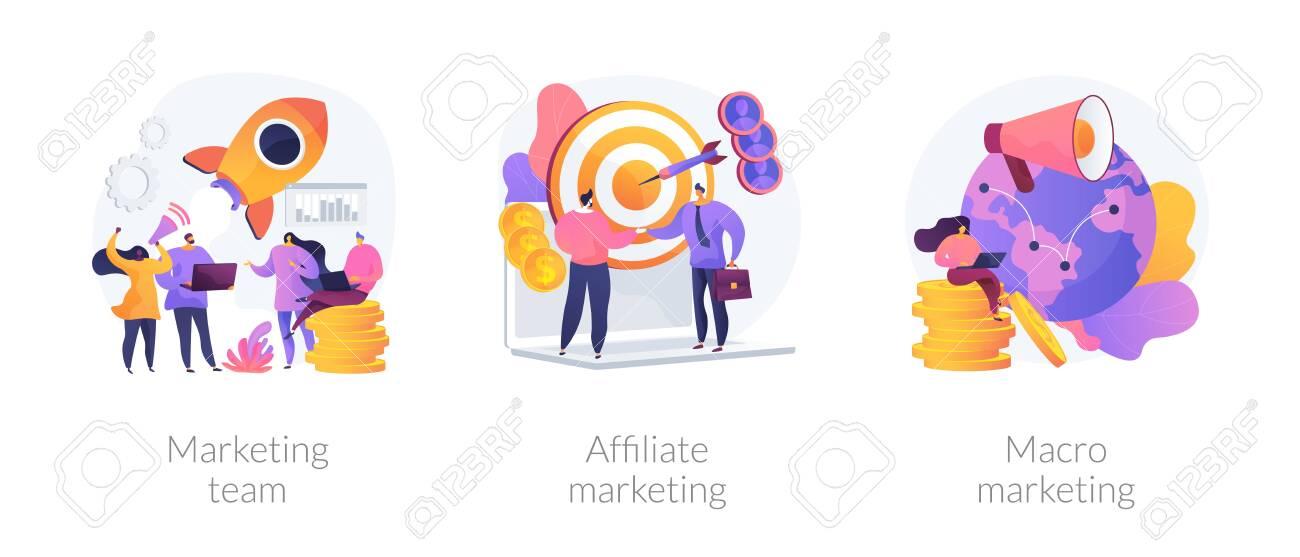 Marketing strategy vector concept metaphors. - 133411918