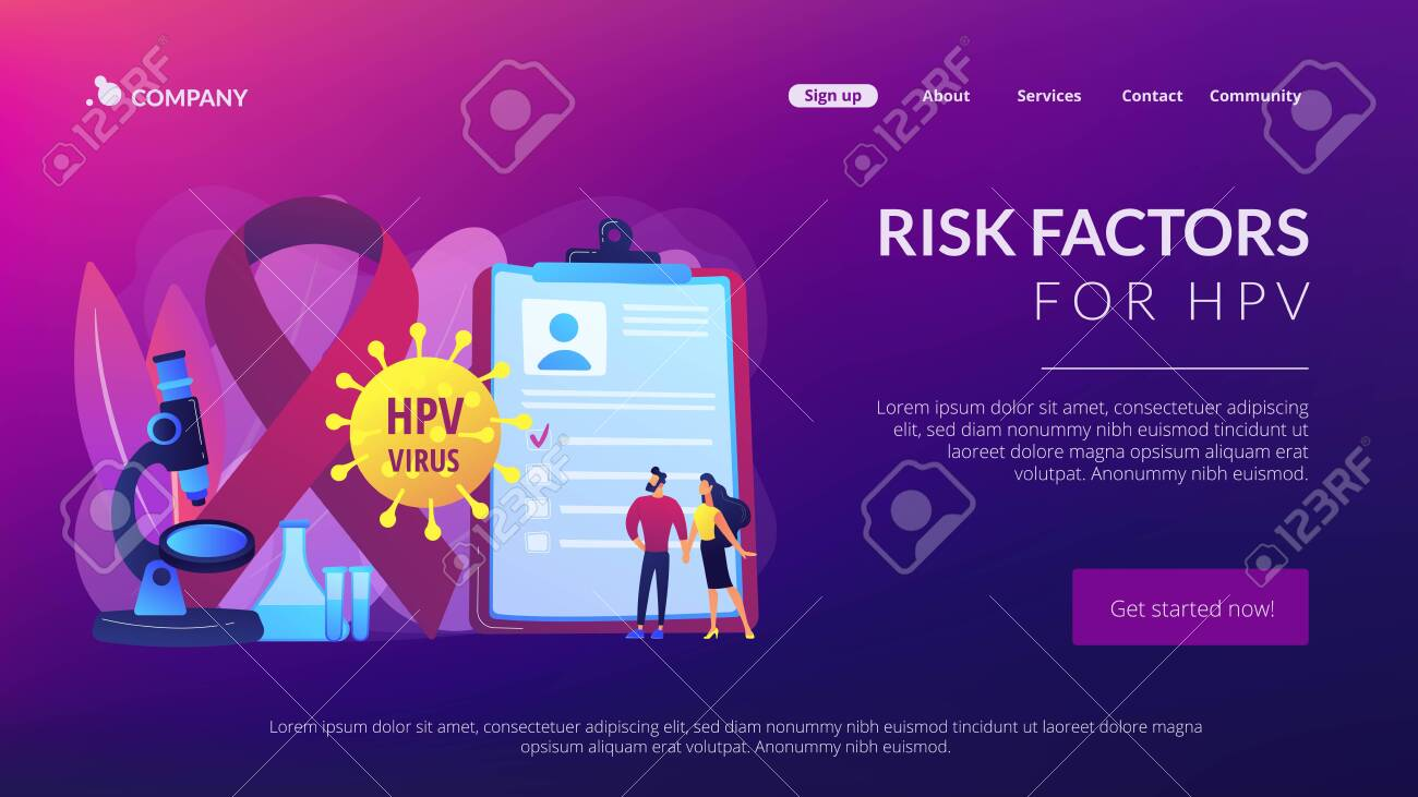 human papillomavirus website