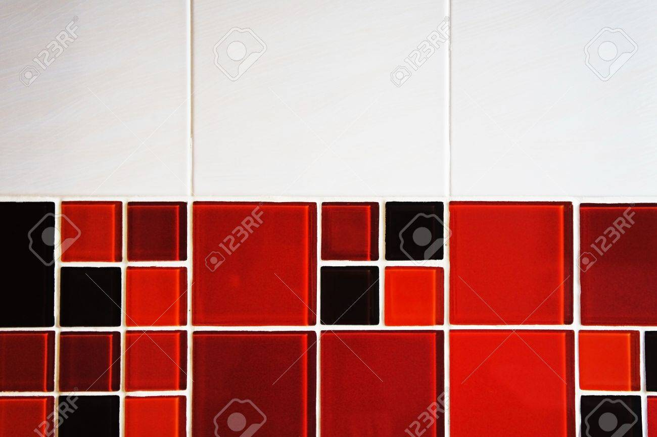 Red and white ceramic tiles stock photo picture and royalty free red and white ceramic tiles stock photo 20154672 dailygadgetfo Image collections