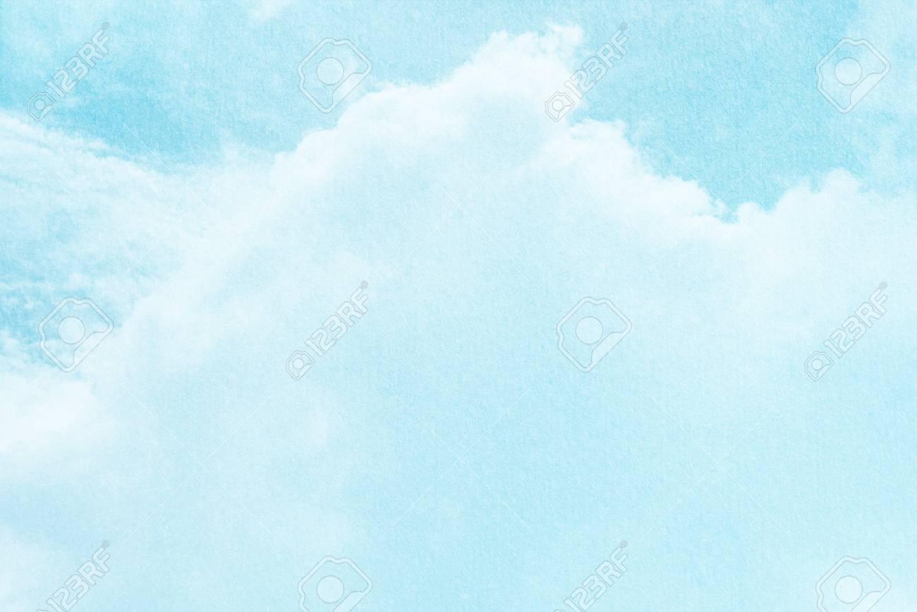 82beb00334 Cloudscape With Light Blue Gradient Color And Grunge Texture ...