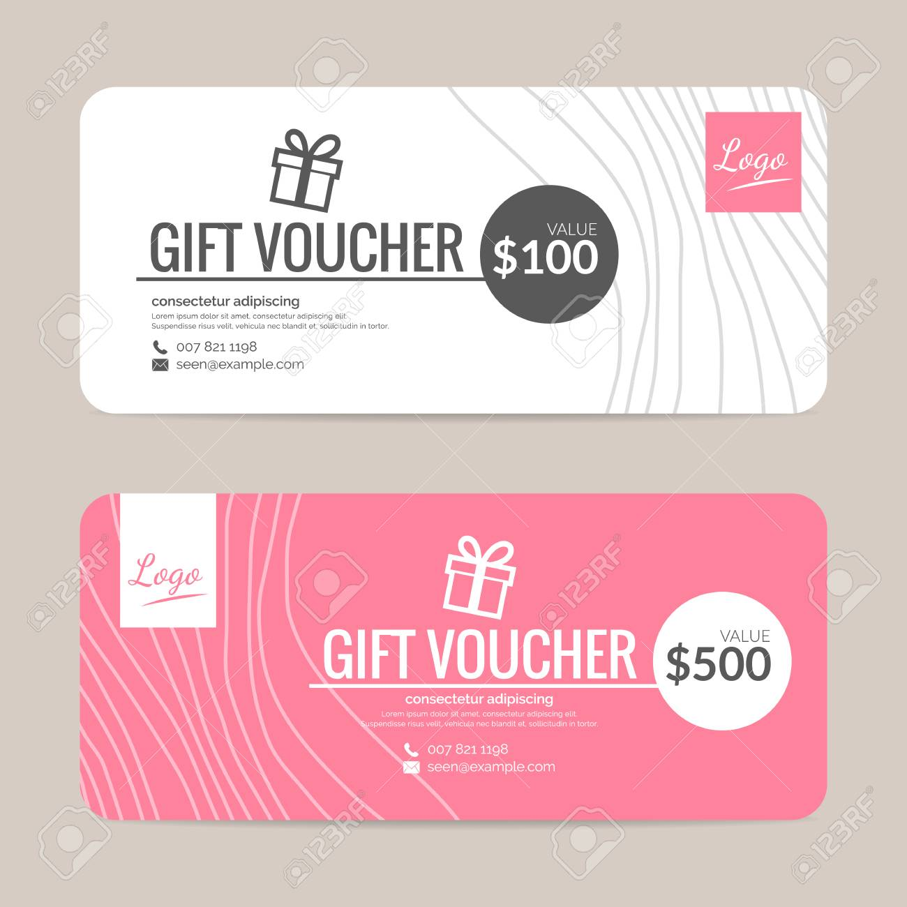 Gift voucher template eps10 vector format royalty free cliparts gift voucher template eps10 vector format stock vector 48215463 altavistaventures Gallery