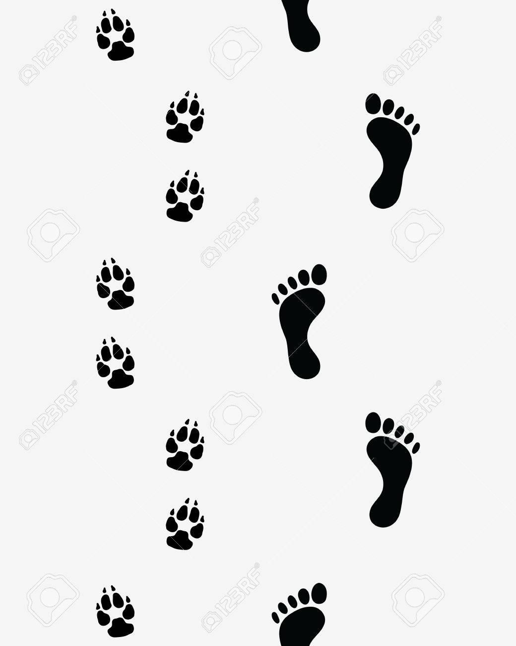 Hundepfote Kostenlose Tiere Icons 7