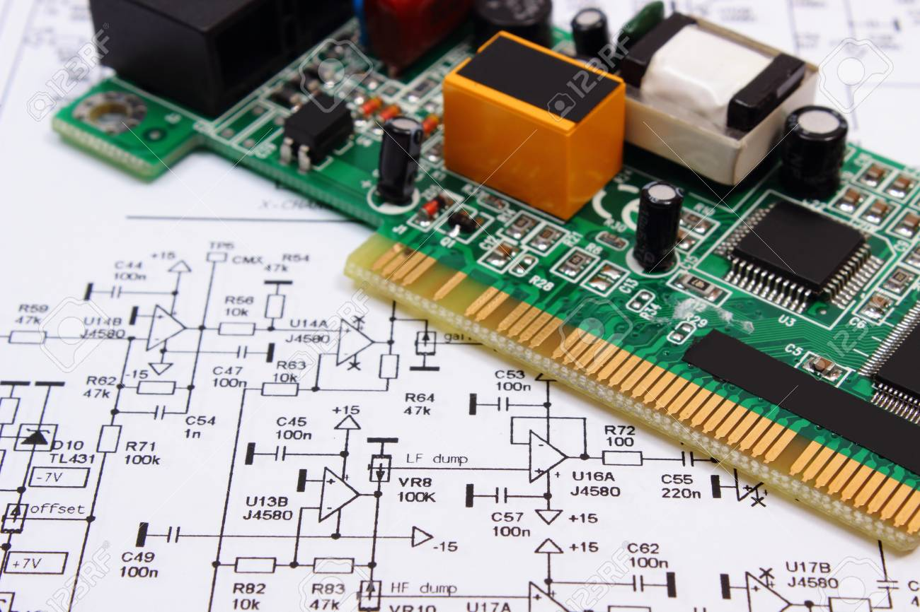 Summary Making Printed Circuit Boards Robot Room The Board