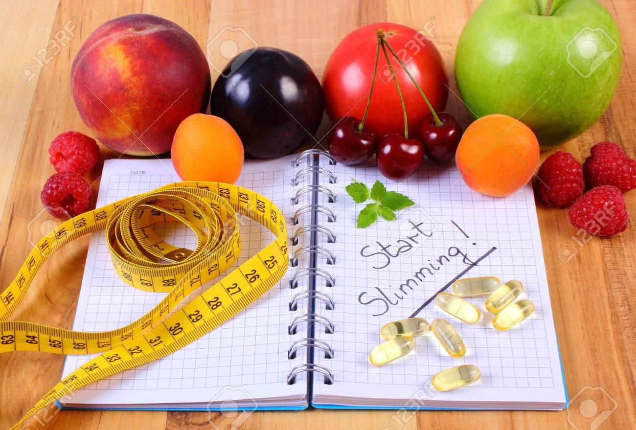 Pastillas de frutas y verduras para adelgazar