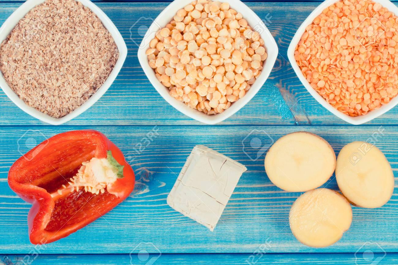 comidas que contengan vitamina b6