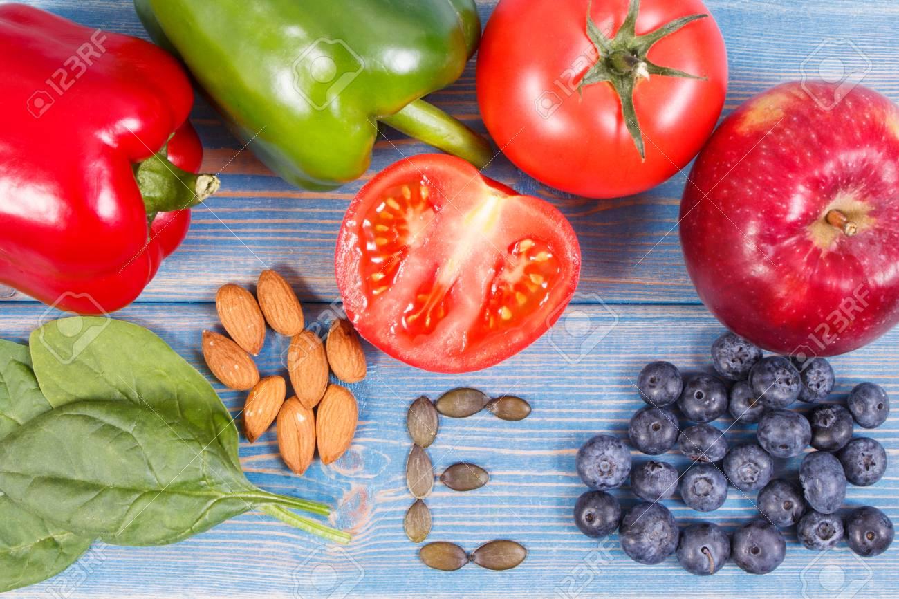 alimentos que tengan fibra vitaminas y minerales