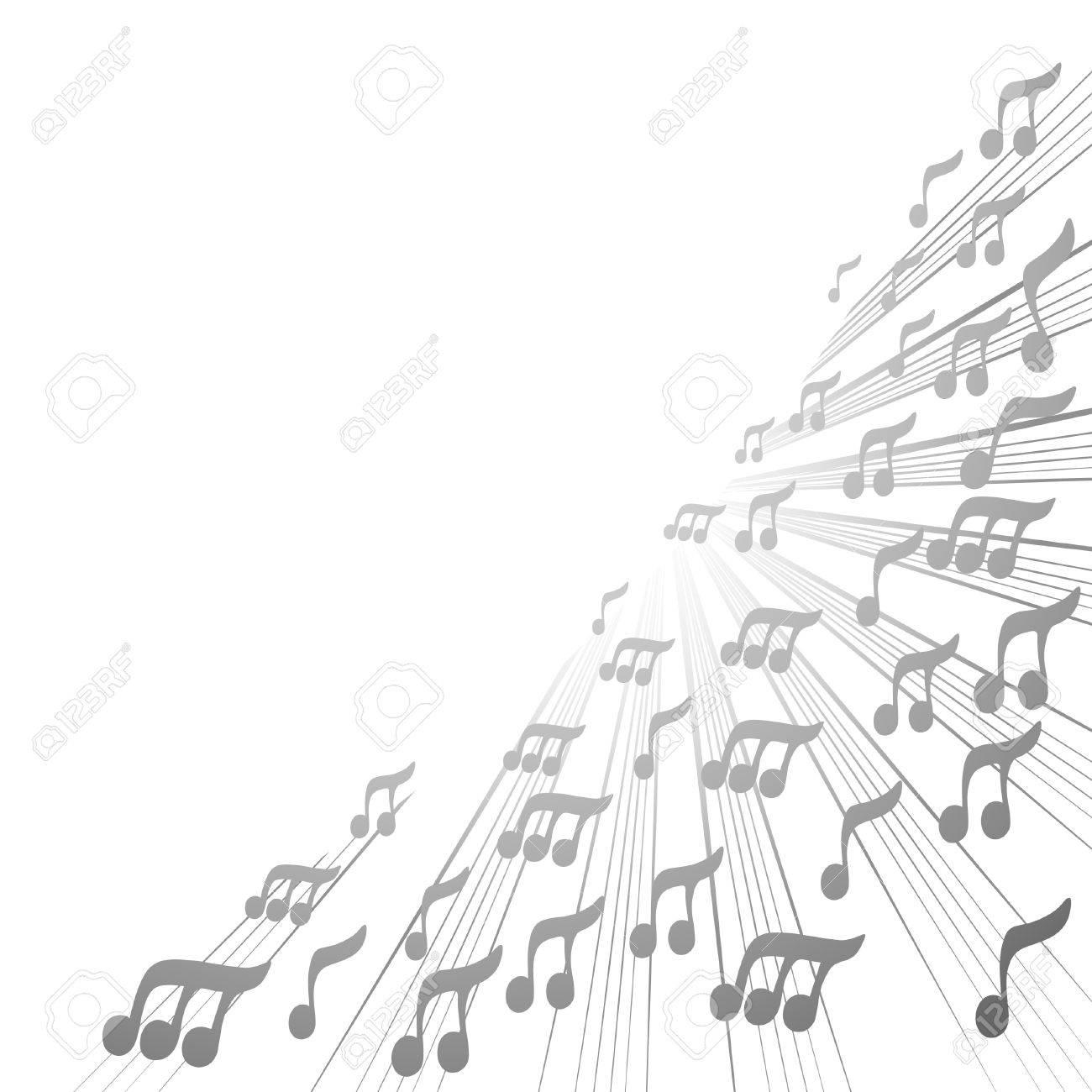 音楽の壁紙のイラスト素材 ベクタ Image 11498670