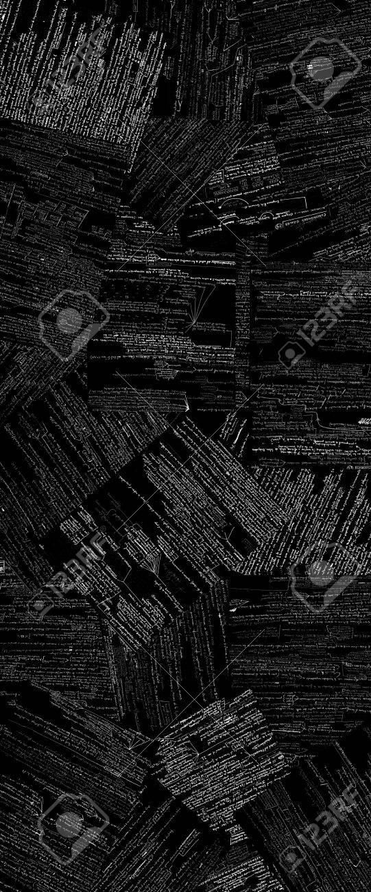 Banque Du0027images   Original Papier Peint Décoratif Vertical Sombre