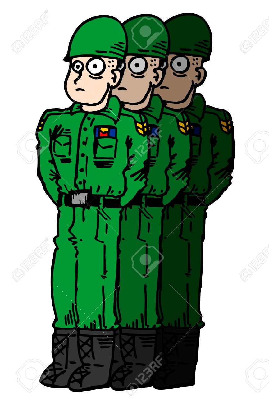 army men royalty free cliparts vectors and stock illustration rh 123rf com funny cartoon army pictures cartoon army tank pictures