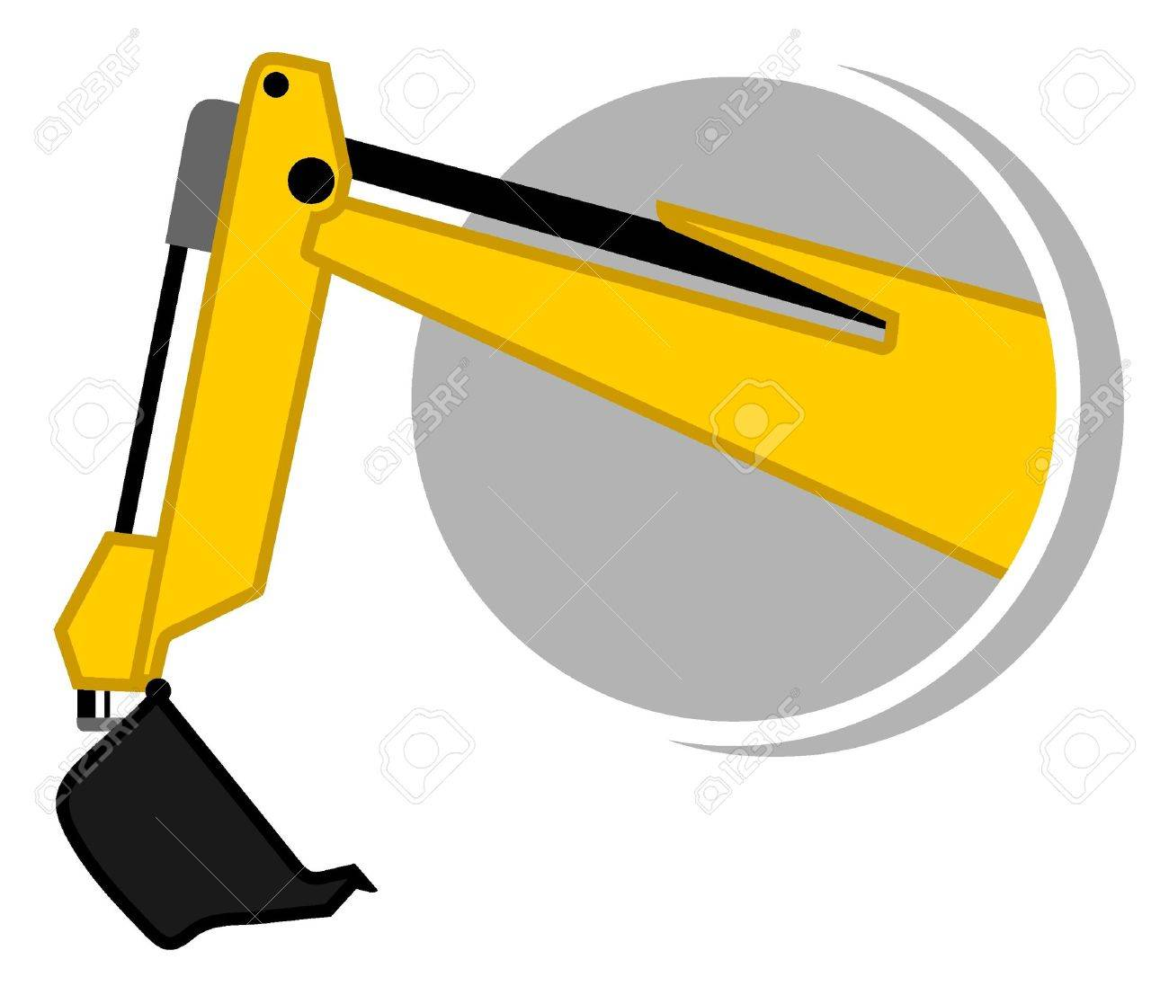 Build machine Stock Vector - 12496403