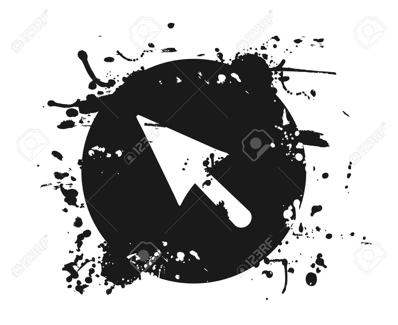Cursor art design Stock Vector - 14321074