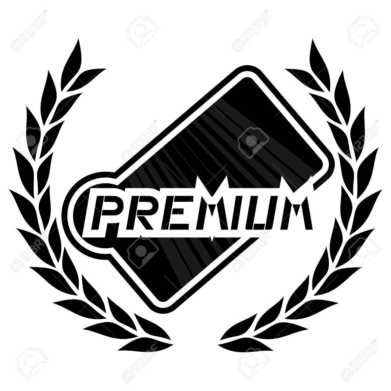 Premium emblem design Stock Vector - 14457088