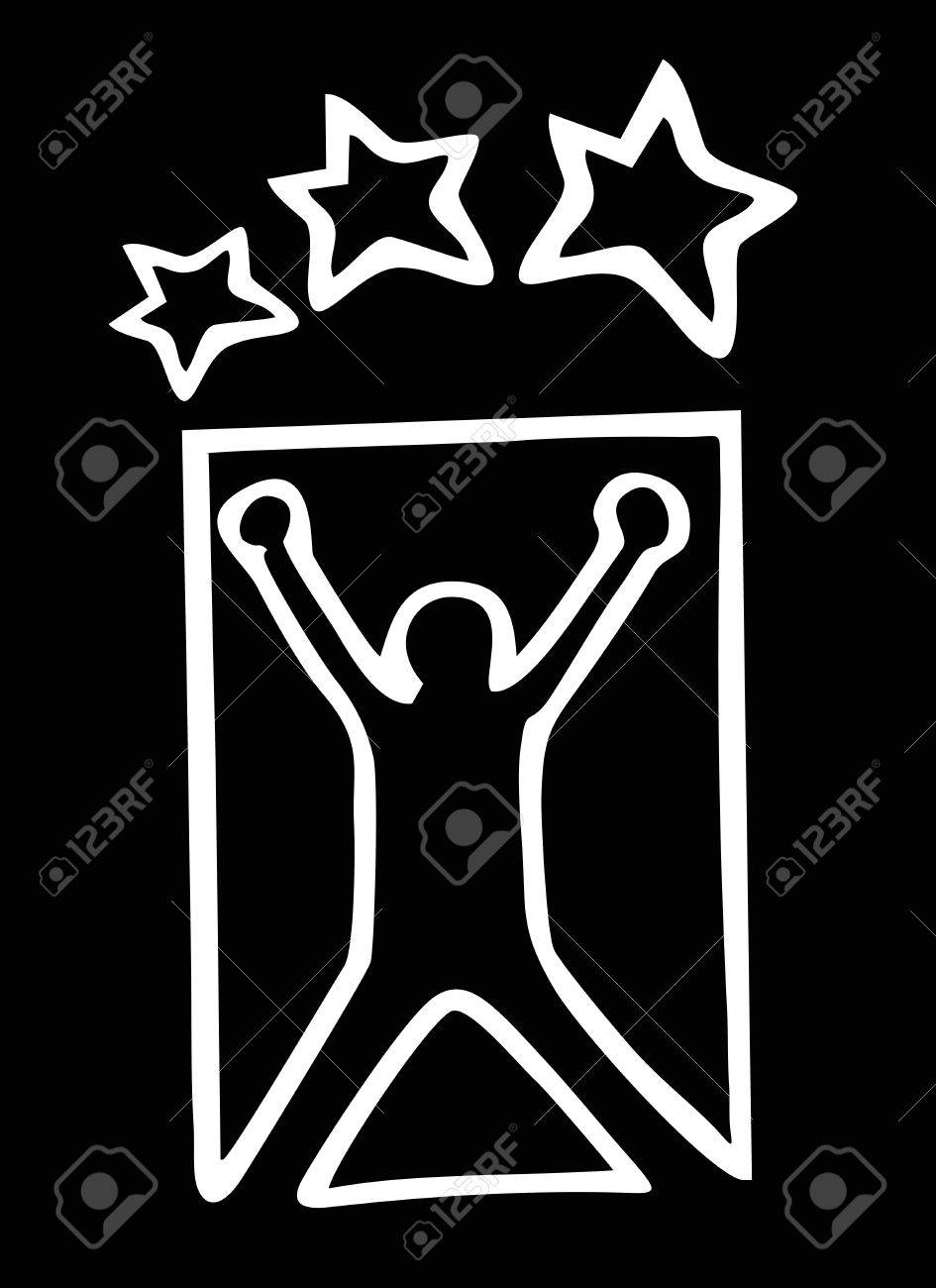 Winner sign Stock Vector - 14457080