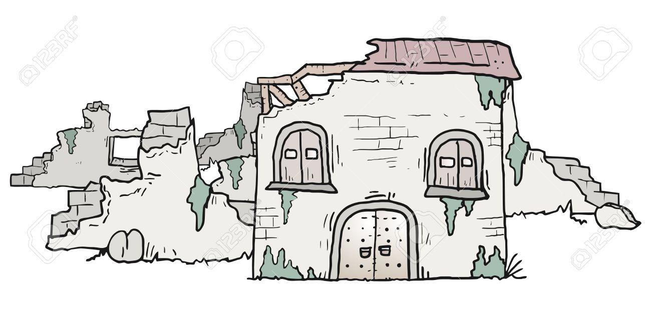 Ruins house - 15340284