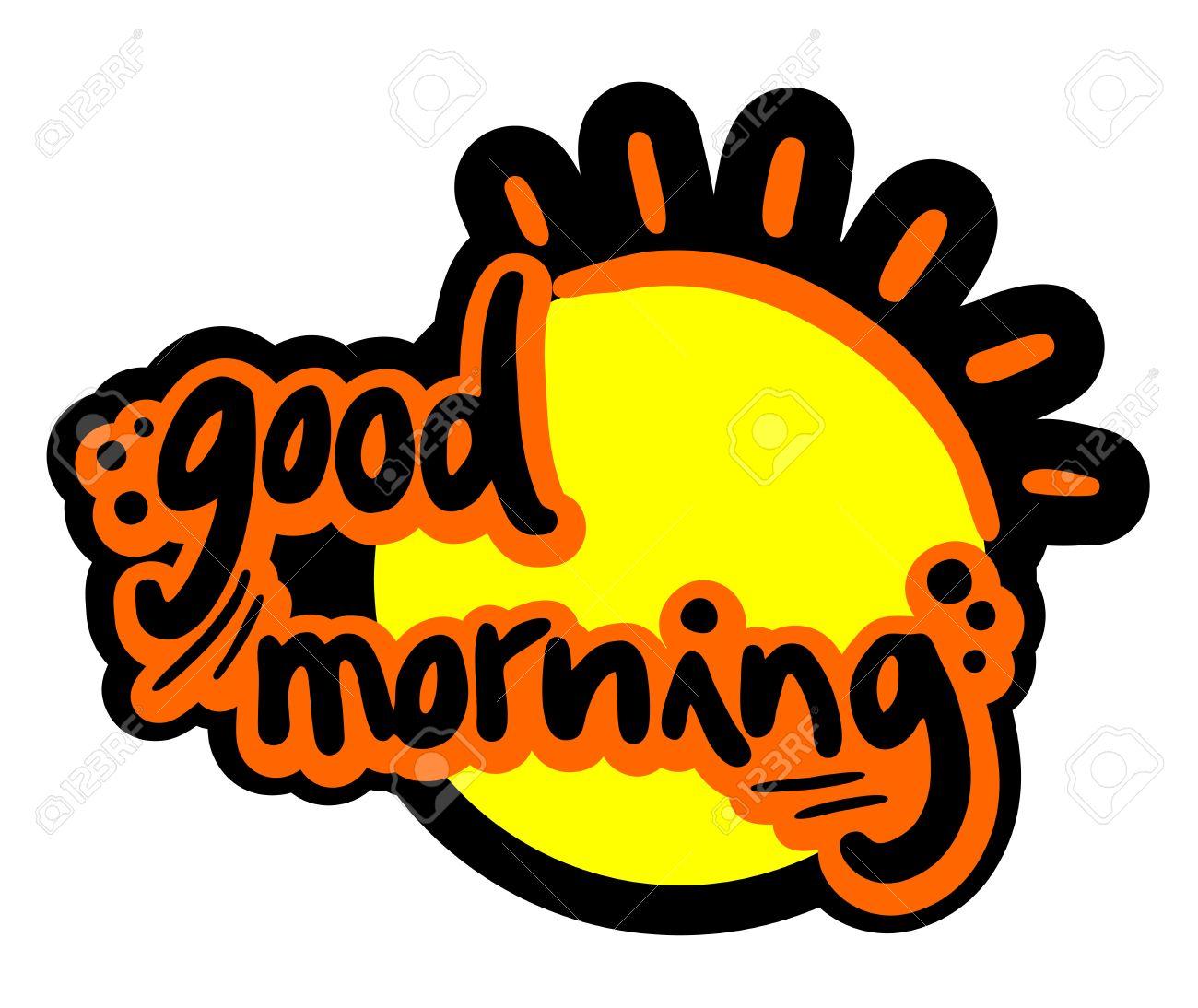 Good morning sun Stock Vector - 16974280