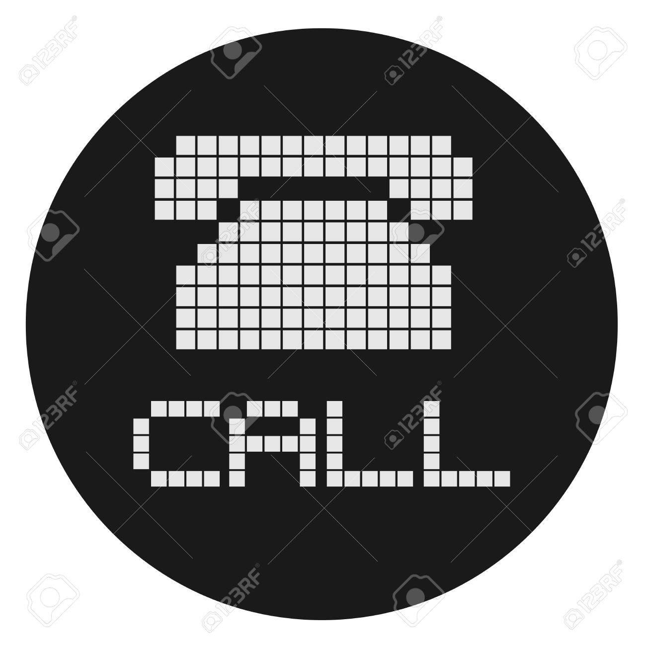 Call icon Stock Vector - 17216098
