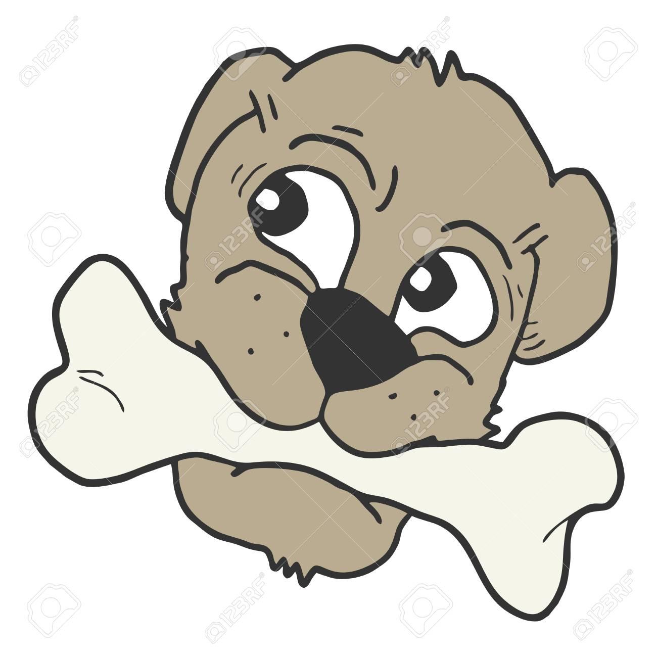 Funny pet Stock Vector - 17509536