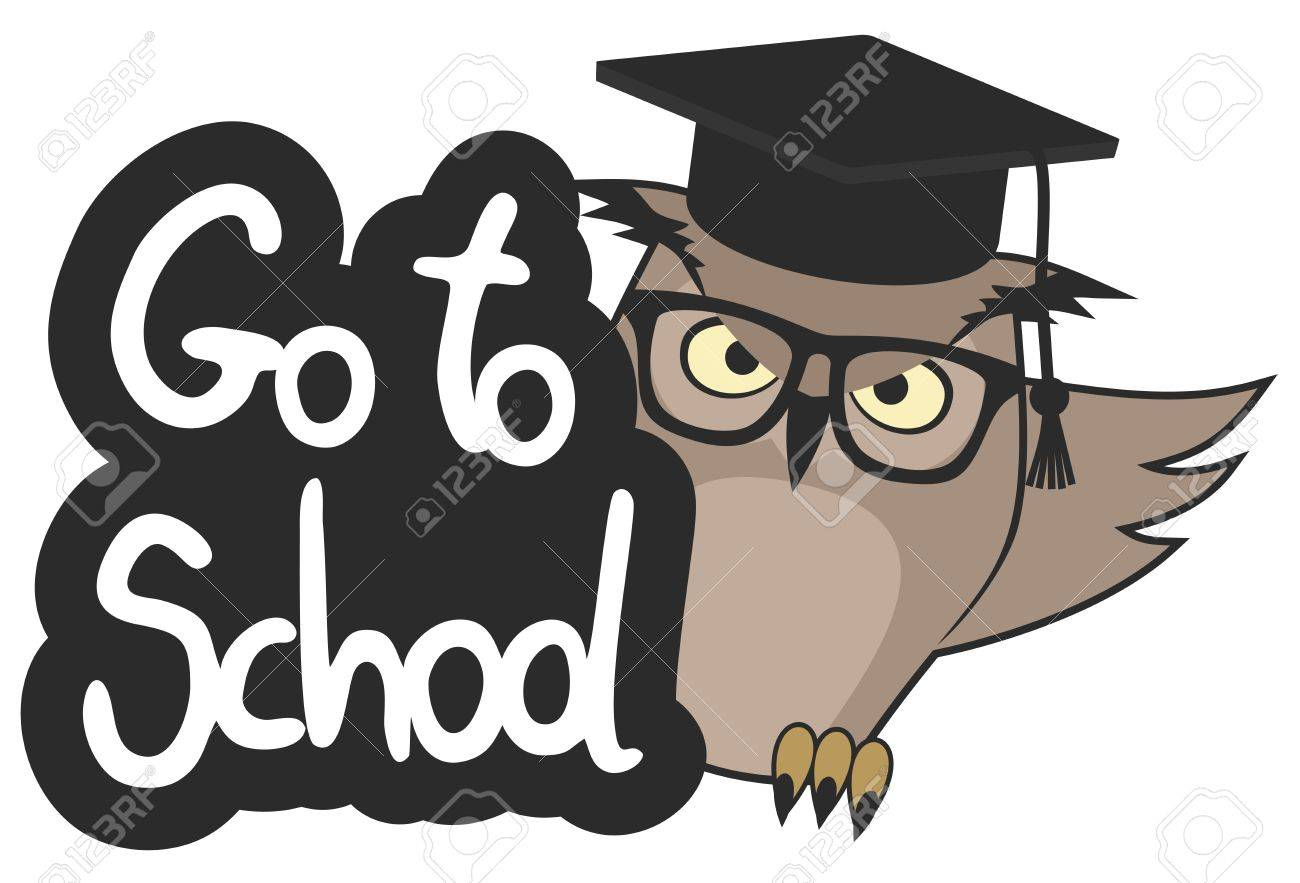 To to school Stock Vector - 18764500