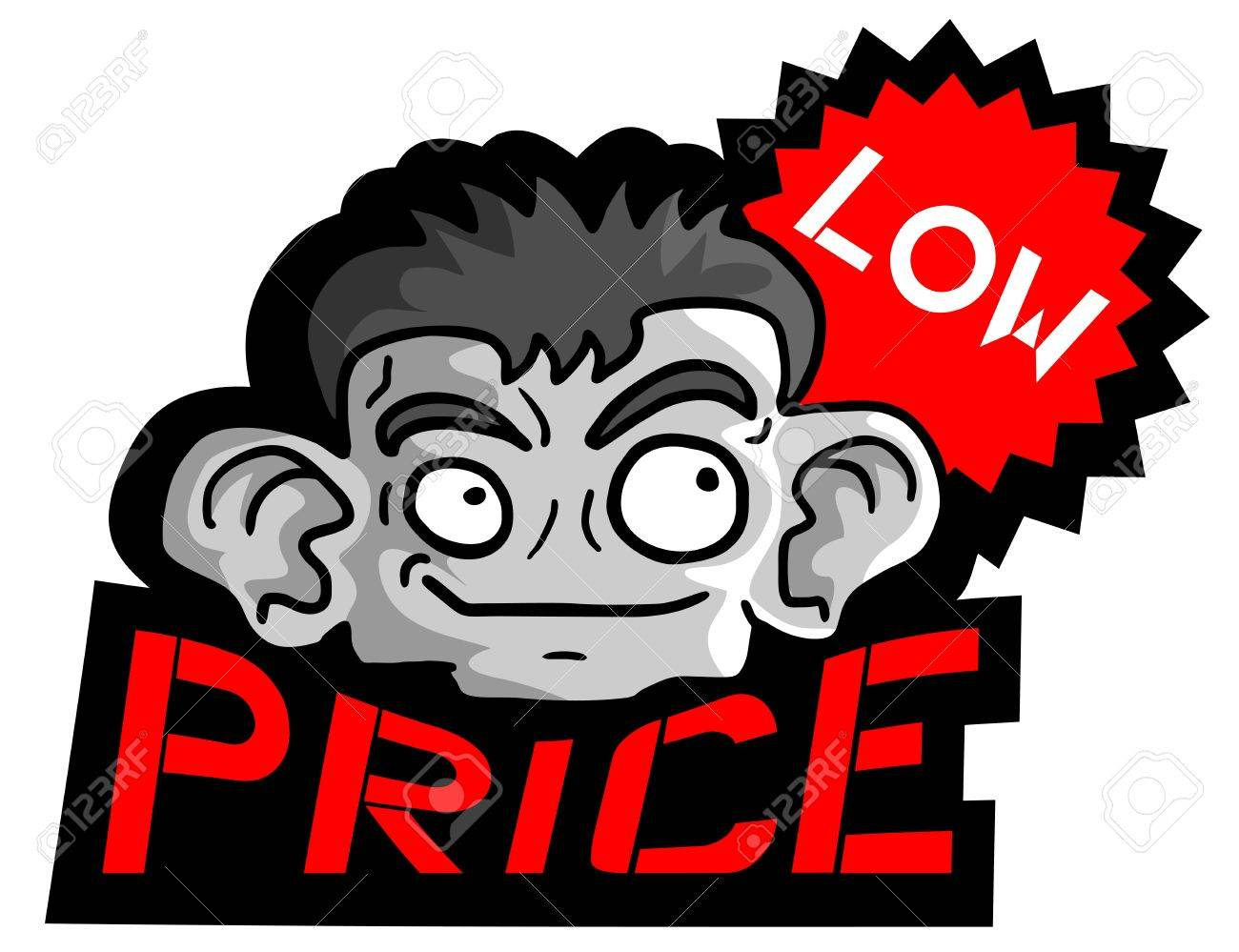 Low price Stock Vector - 19699655