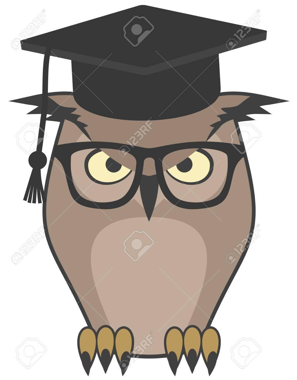 Intelligence teacher Stock Vector - 19858450