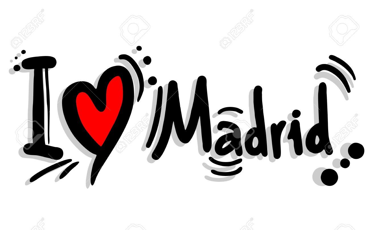 I love Madrid - 19993611