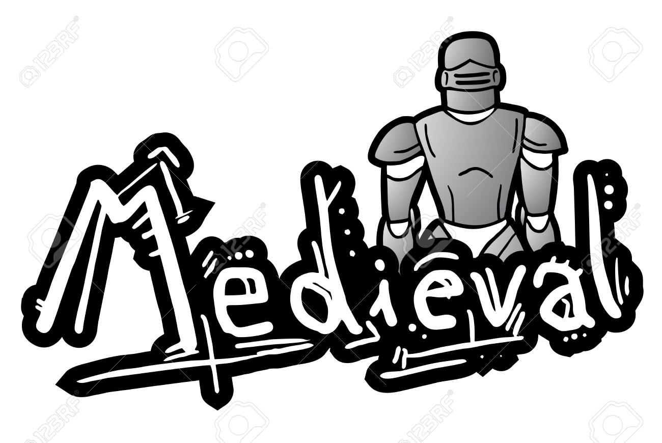 Medieval armor Stock Vector - 19993636
