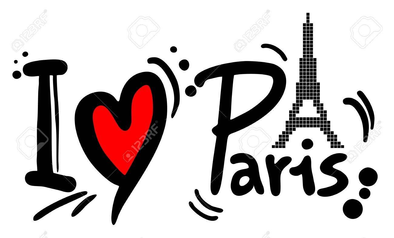 I love Pairs - 20820097