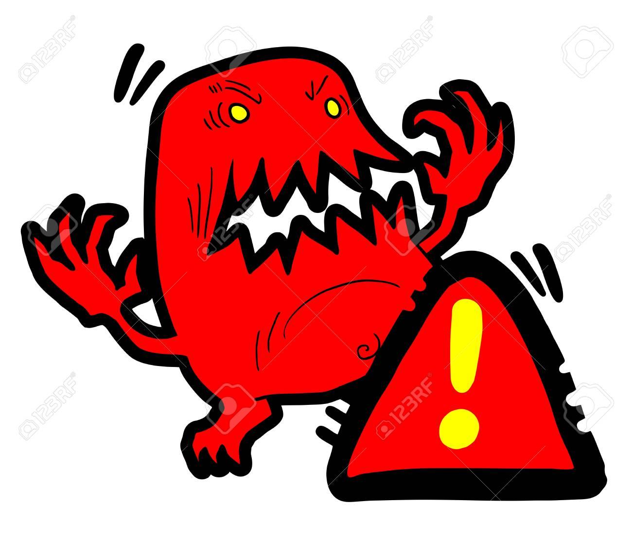 Alarm advise Stock Vector - 22394048