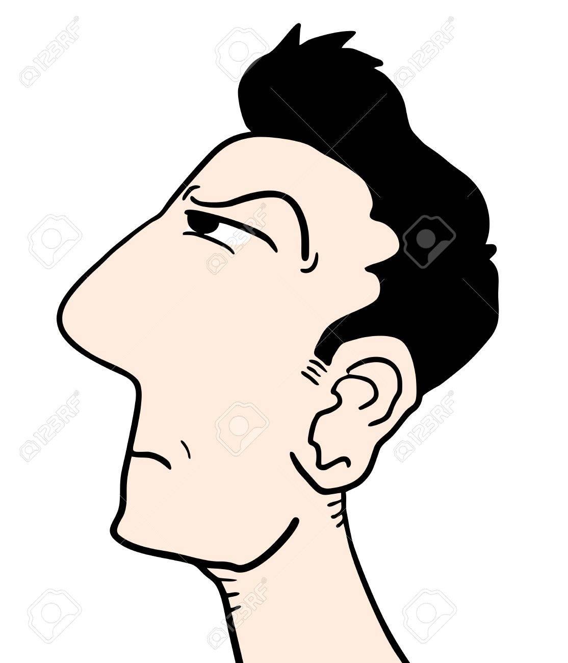 Man face Stock Vector - 22394166