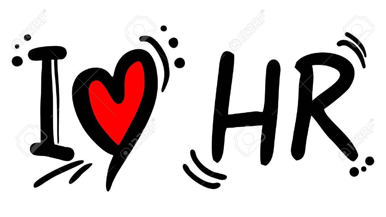 I love HR - 26769008