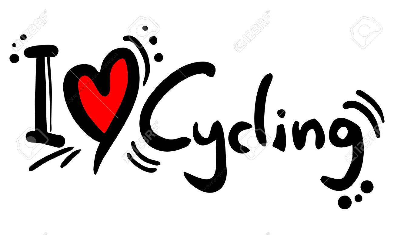 Cycling Love Royalty Free Cliparts Vectors And Stock Illustration