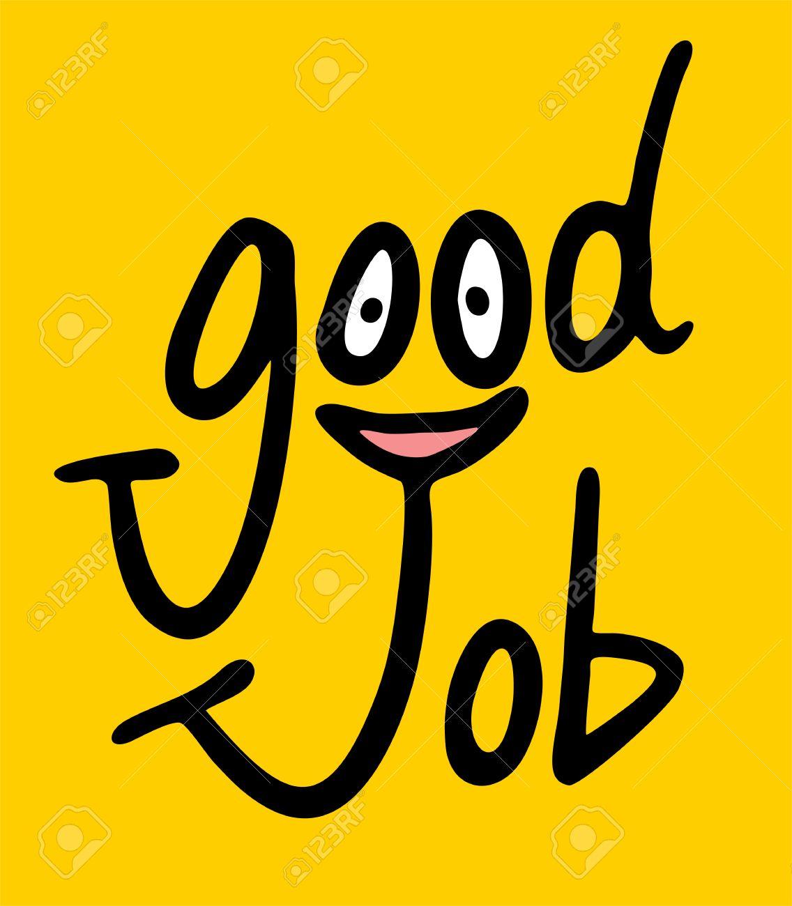 Good job symbol - 44734817