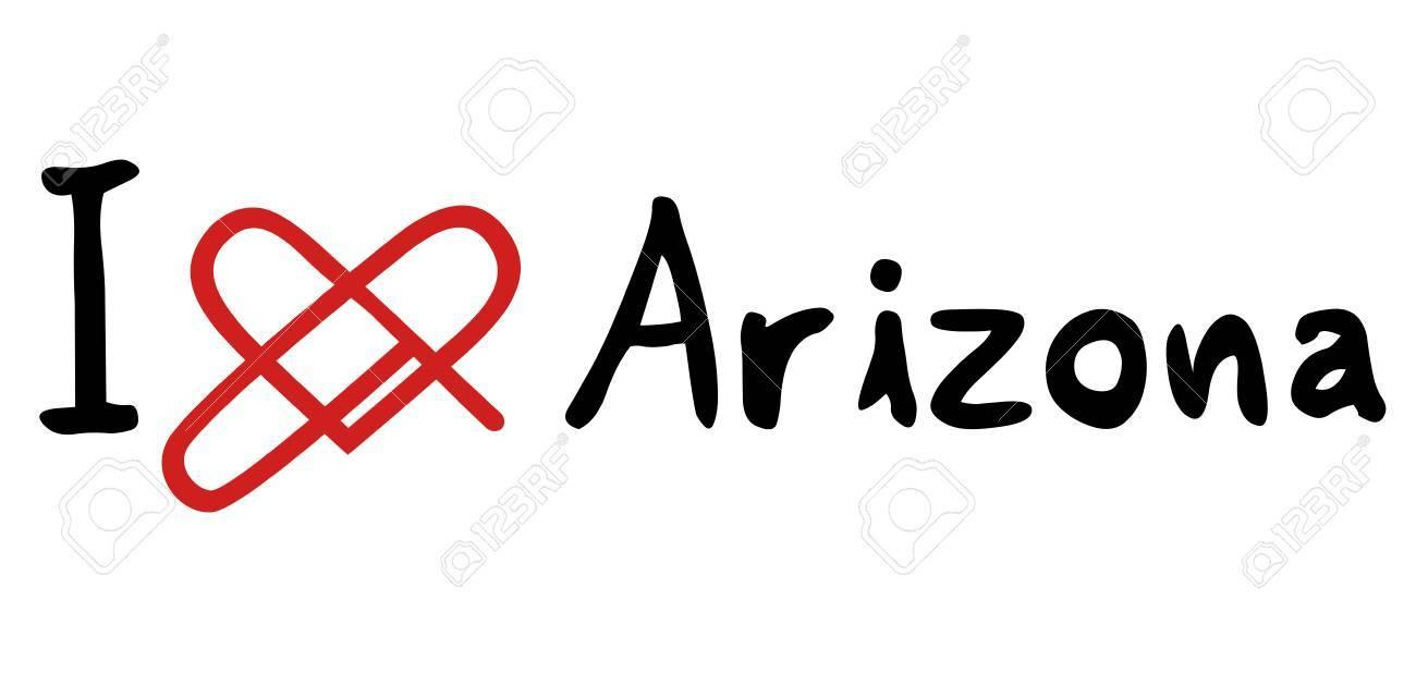 love sign in arizona