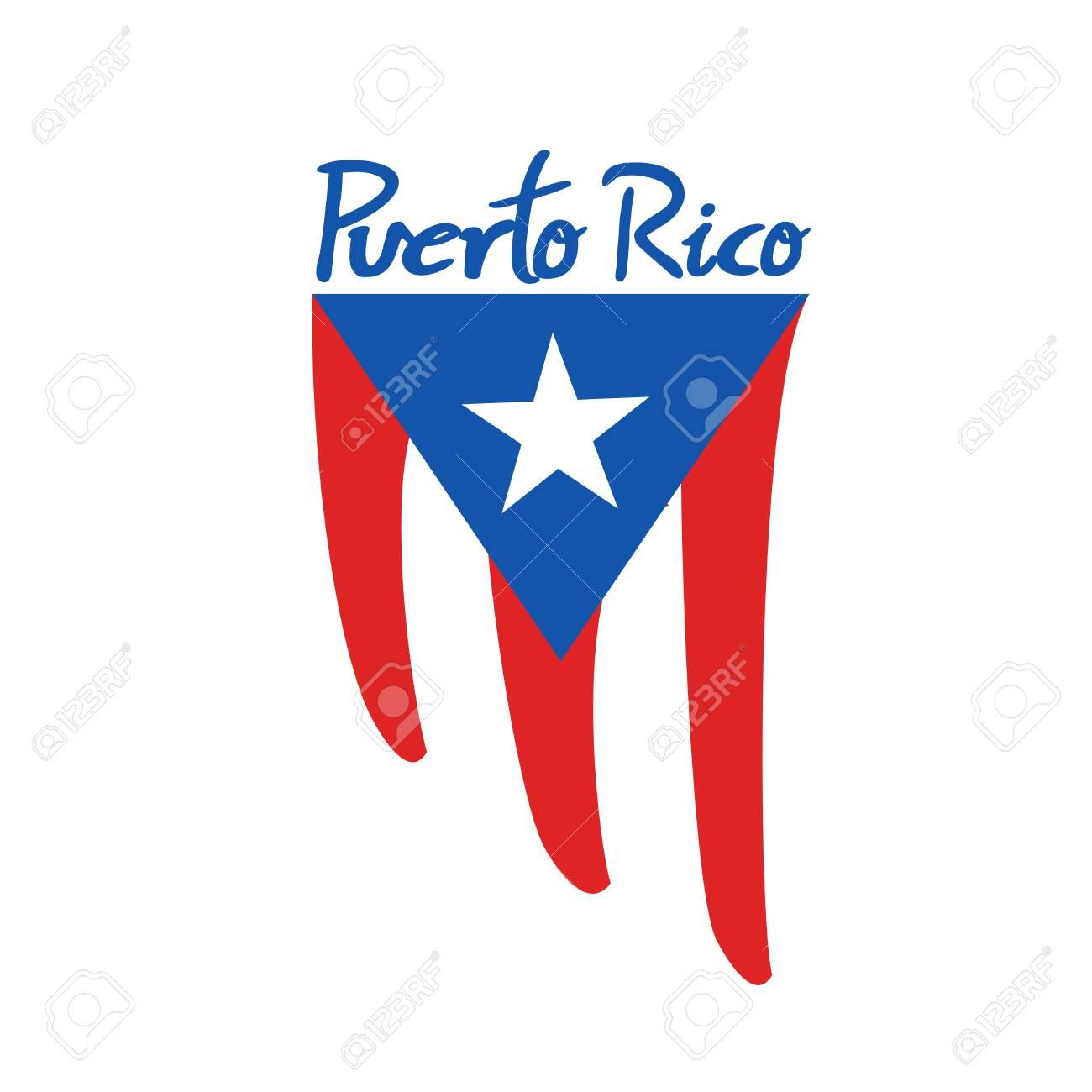 Puerto Rico Flag Symbol Royalty Free Cliparts, Vectors, And Stock  Illustration. Image 102382697.