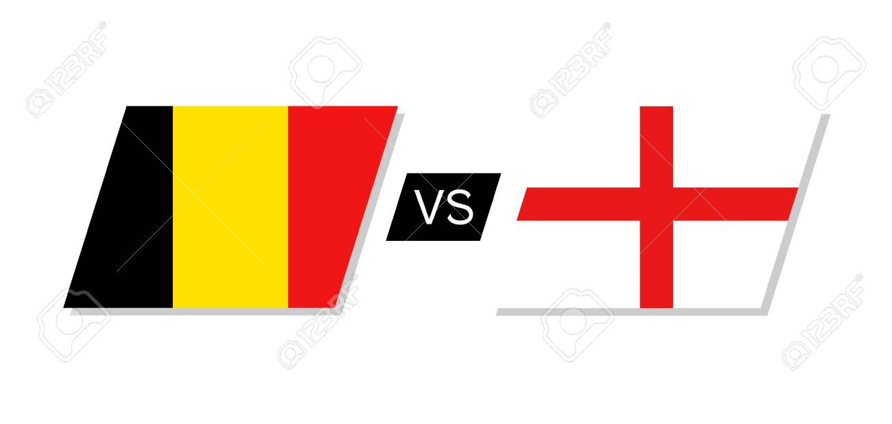 Belgium Vs England Flags Royalty Free Cliparts, Vectors, And Stock  Illustration. Image 115031234.
