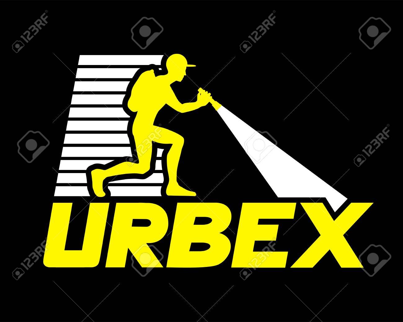 Urbex icon design - 108005622