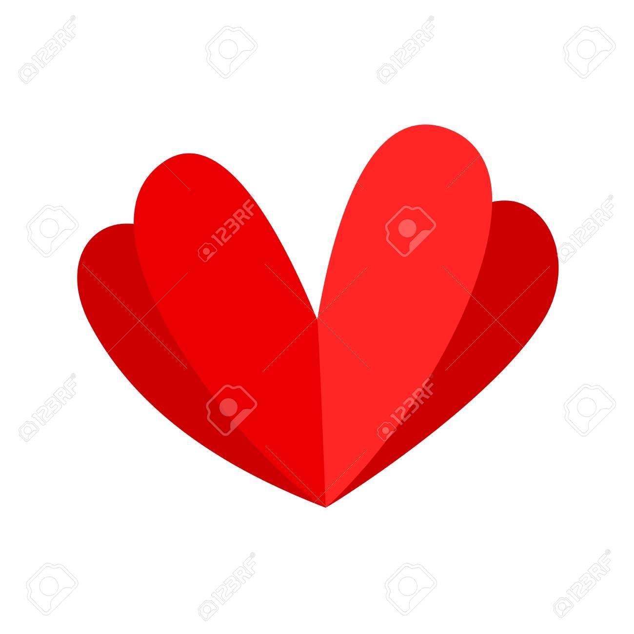 imaginative heart desgin - 126996159