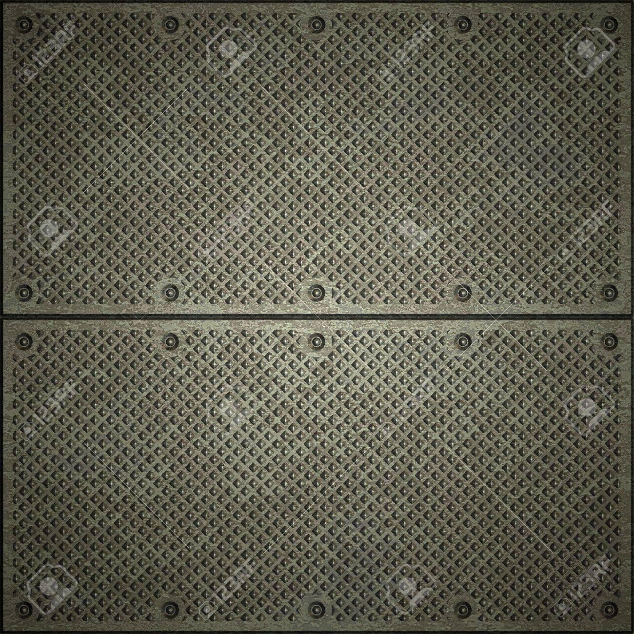 Metal surface Stock Photo - 6155896