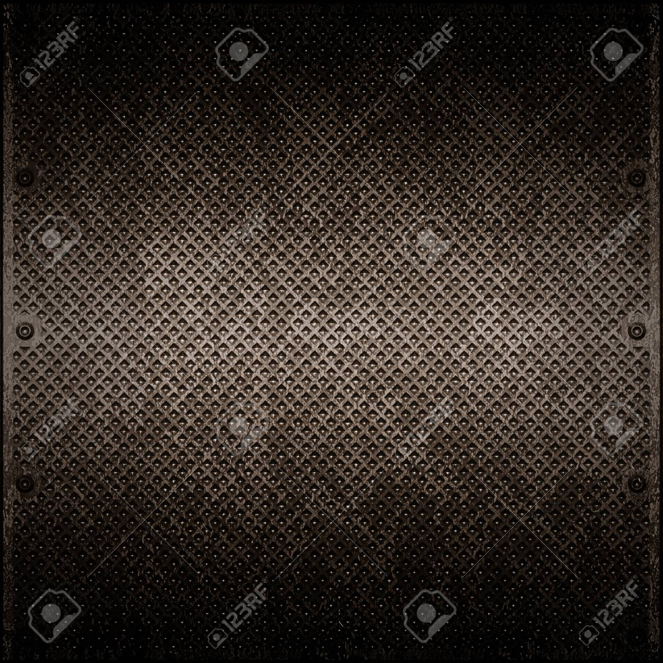 Glossy brilliant metal surface close up Stock Photo - 9803444