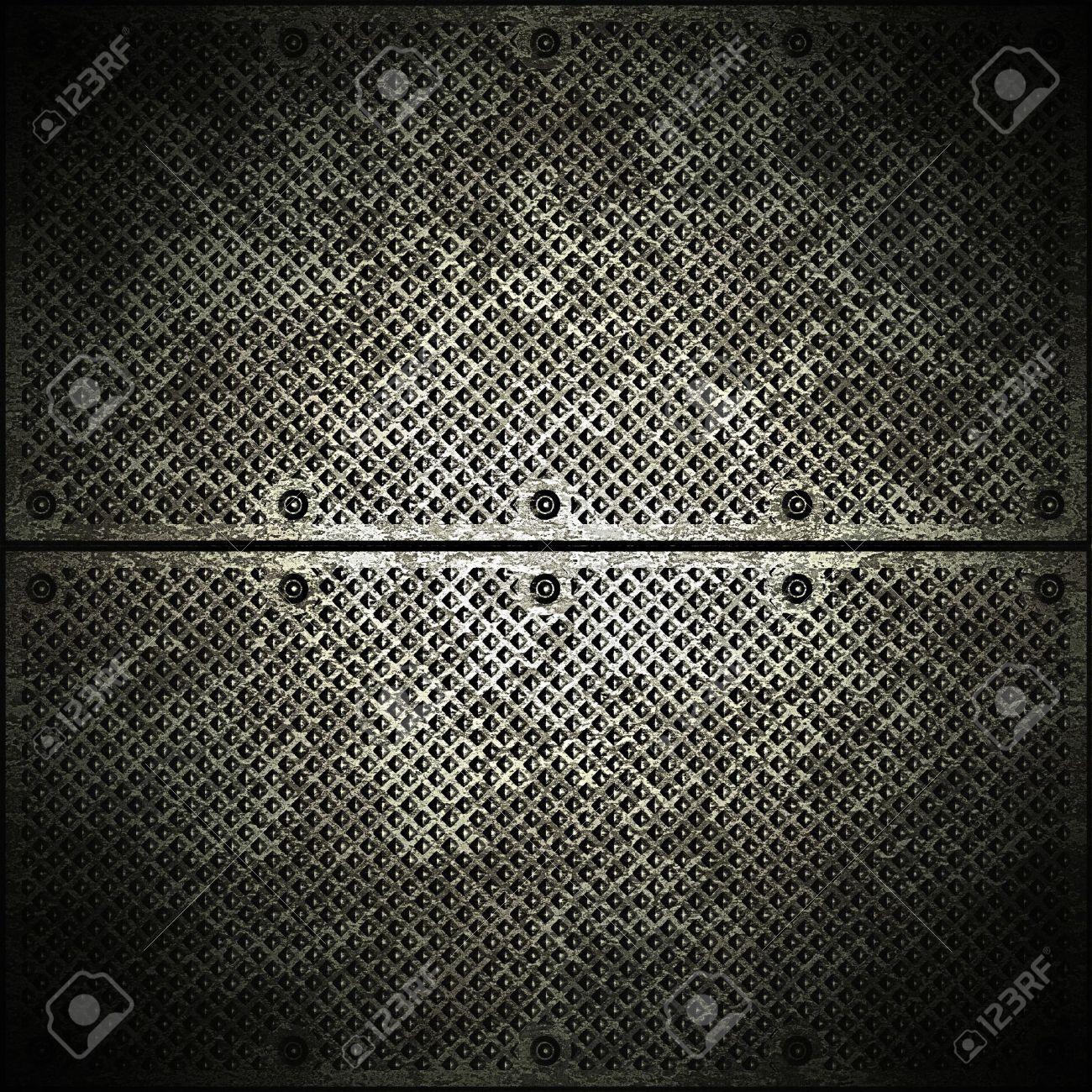 73333288e4fd4 Dark Metal Plate Stock Photo