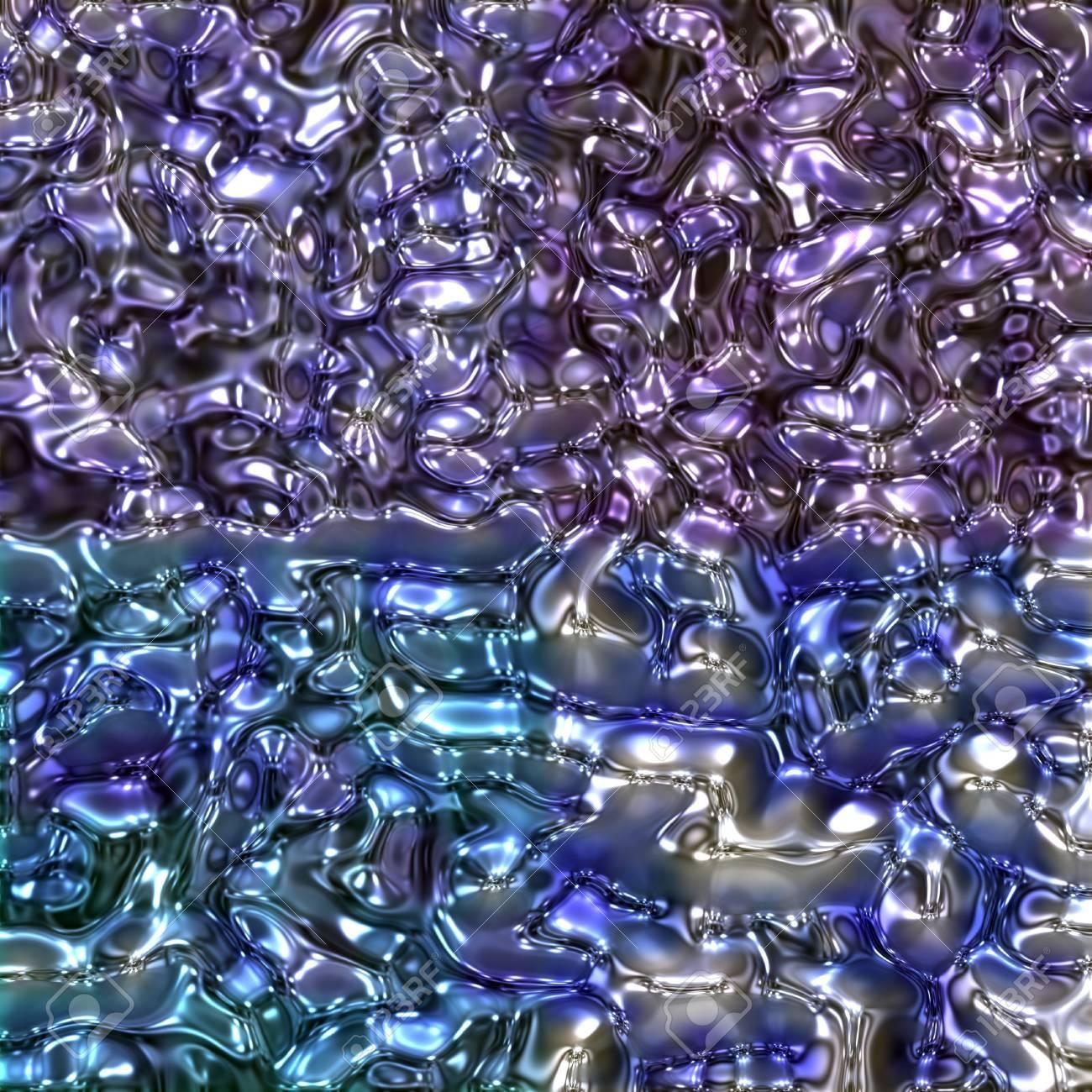 spread liquid plastic Stock Photo - 10984266
