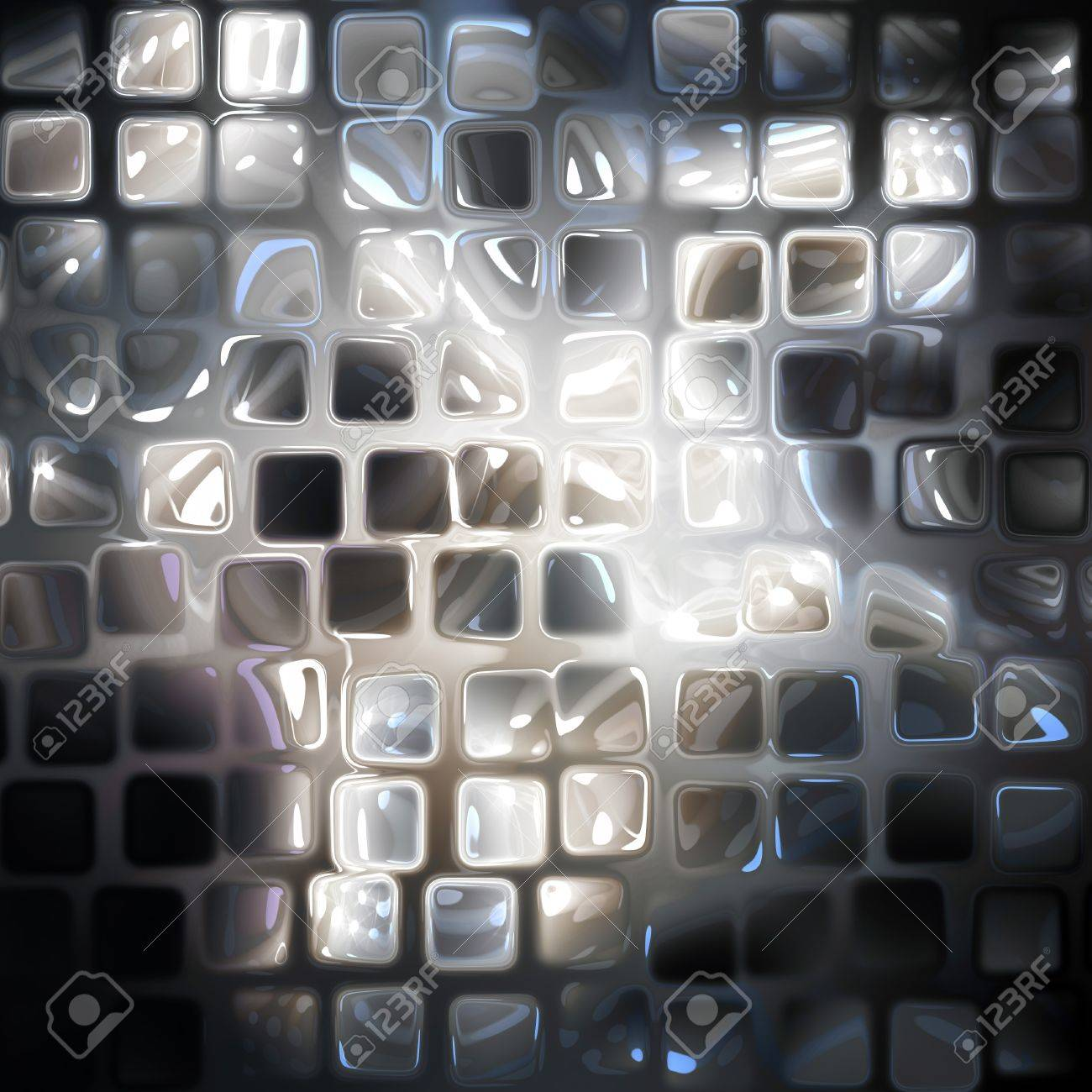 Abstract checkered background Stock Photo - 11077450