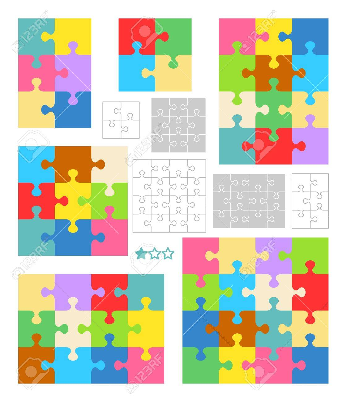Pattern Puzzles New Decorating Ideas