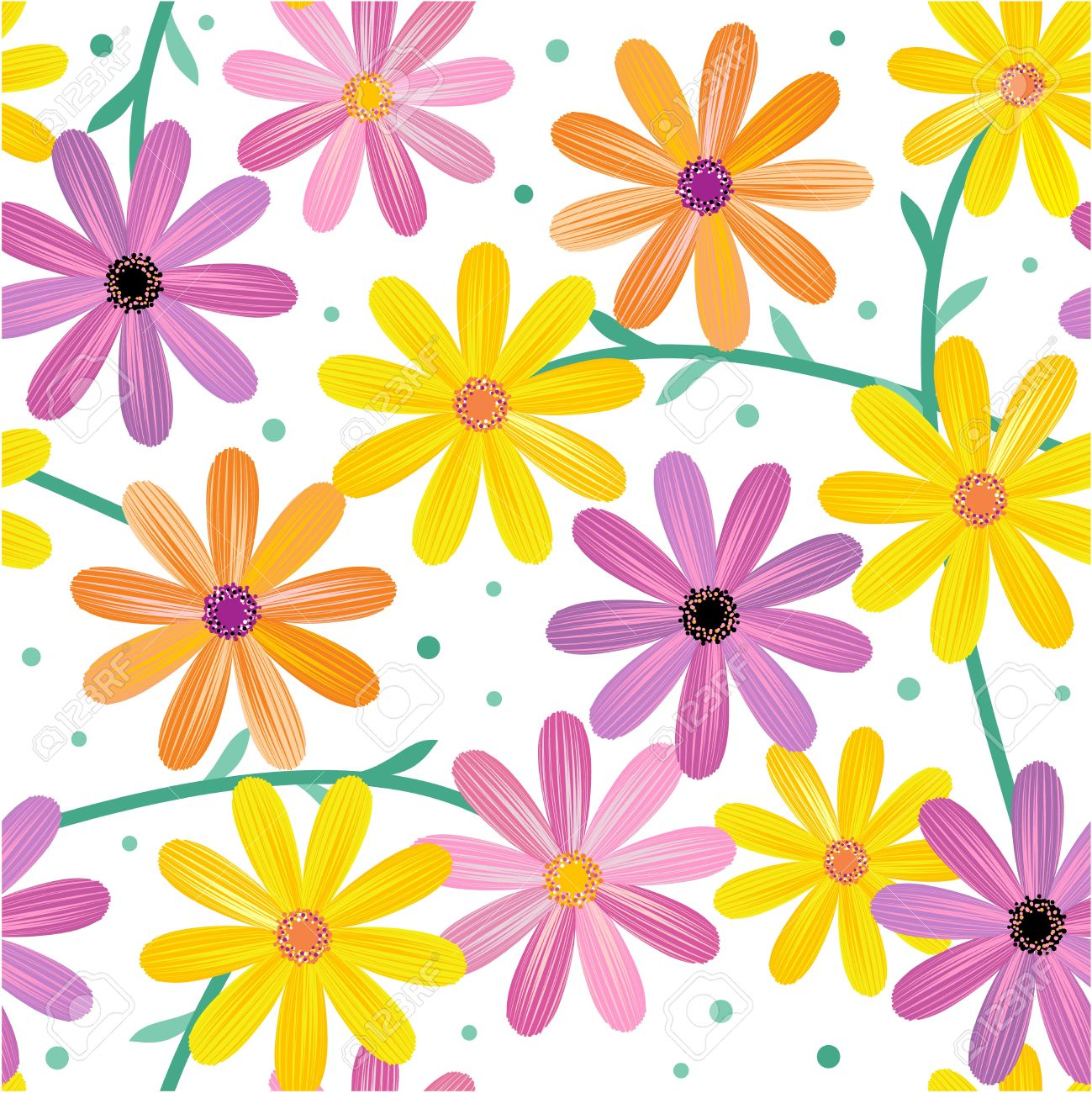 2,367 Gerbera Daisies Stock Illustrations, Cliparts And Royalty ...